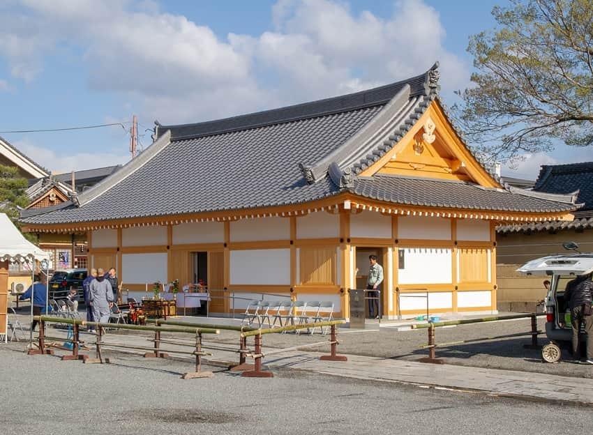 京都市 真言宗総本山 東寺(世界遺産) 観光トイレ